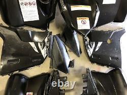 09-16 Polaris Sportsman 550 XP 850 XP Fenders Plastic Front Rear Fender