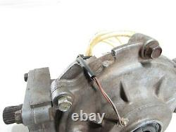 2003 Polaris Sportsman 600 Front Differential Gearcase Drive Gear Case P203