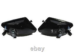 2005-2013 Polaris Sportsman OEM Left & Right Head Light Housings & Bulbs P97