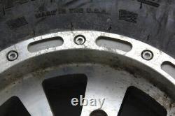 2006 Polaris Sportsman 500 4x4 Ho Front Wheels Rims W Tires