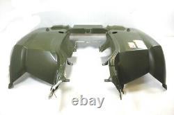 2008 Polaris Sportsman 500 HO Plastic Fenders (Pair See Notes)