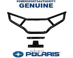 2014-2021 Polaris Sportsman 570 SP Touring OEM Steel Front Brushguard 2879714