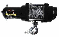2500lb Mad Dog Winch Mount Combo Polaris-ATV 2015-2016 Sportsman ETX