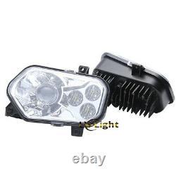 2X LED Conversion Headlight Kit For 2012-2013 Sportsman Polaris RZR 800 4 XP 900