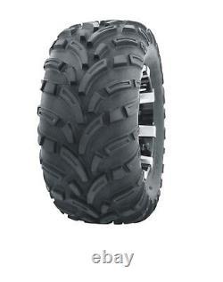 4 WANDA ATV/UTV Tires 25X8-12 25X10-12 for 2002-2014 POLARIS SPORTSMAN 400/700