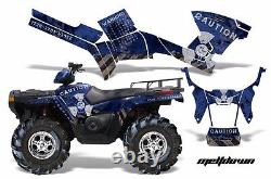 ATV Graphics Kit Decal Sticker Wrap For Polaris Sportsman 500/800 05-10 MDWN S U