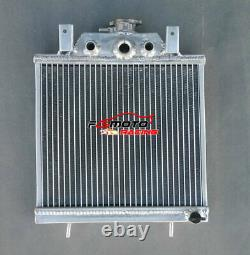 Aluminum Radiator For Polaris Scrambler Sportsman Big Boss Magnum 500 400 96-99