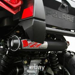 Big Gun EVO U Full System Exhaust Pipe System Polaris Sportsman 500 EFI / 550 XP