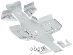 IB Polaris Sportsman 570 base model 2021+ aluminium skid plate kit Iron Baltic