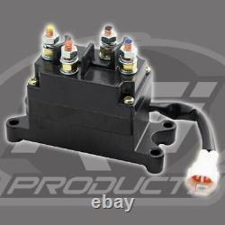 KFI 2500 Assault Steel Plug-N-Play Winch'15-'20 Polaris Sportsman 570 1000 850