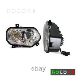 LED Headlight Lamp For Polaris RZR 800 900 2014 Sportsman RZR 800 900 570 12-13
