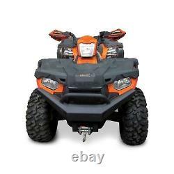 Polaris 2014-19 Sportsman 450 570 ATV Front Bumper Brushguard