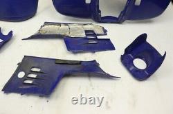 Polaris Sportsman 400 04 Front Rear Fender Set Blue 29065