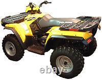 Polaris Sportsman 400 450 500 600 700 800 Atv Over Fenders Flares Mud Guards