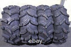 Polaris Sportsman 500 25 Executioner Atv Tire & Cobra M/b Wheel Kit Pol3ca