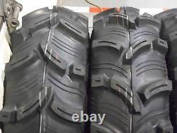 Polaris Sportsman 500 25 Executioner Atv Tire- Itp Black Atv Wheel Kit Pold