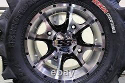 Polaris Sportsman 570 25 Executioner Atv Tire & Cobra M/b Wheel Kit Pol3ca