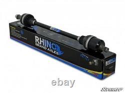SuperATV Rhino Brand Polaris Sportsman 400 500 570 600 700 800 Front Axle 2005+