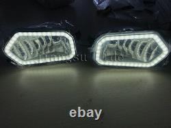 09-17 Polaris Sportsman Oeil D'ange Headlights Halo 500 700 800 570 1000 550 850