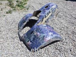 2004 Polaris Sportsman 700 Efi Avant Garde-boue Arrière En Plastique V57