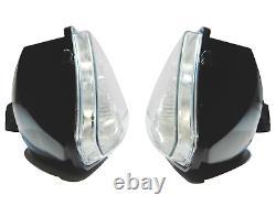 2005-2013 Polaris Sportsman Oem Gauche Et Droite Head Light Caissons Et Ampoules P97