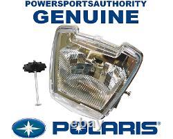 2005-2018 Polaris Sportsman 500 700 800 Oem 50 Watt Headlight Assemblage 2410429