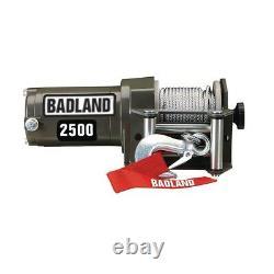 2500lb Pound Winch Kit Atv Quad Polaris Sportsman 400 500 550 570 800 850 Ho