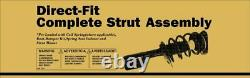 2 Front Coil-over Struts Shocks Springs Polaris Sportsman 90 110 Outlaw 90 110