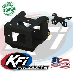 3500lb Mad Dog Synthétique Winch/mount Kit'09-20 Polaris Sportsman 850 Highlifter