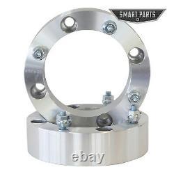 (4) 2 4/156 Atv Wheel Spacers Polaris Rzr Sportsman 4x156 2 Pouces