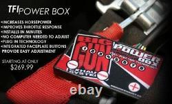 Big Gun Efi Tfi Fuel Controller Box Polaris Sportsman 500 Efi 06-13 40-r54e