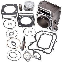 Cylinder Piston Head Gasket Top End Kit Pour Polaris Sportsman 500 1996-2013