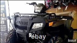 Emballage Complet Polaris Sportsman 90/110 Brushguard Avant & Rack Extender