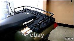 Équipement Complet Polaris Sportsman 90/110 Avant Brushguard & Deux Rack Extenders