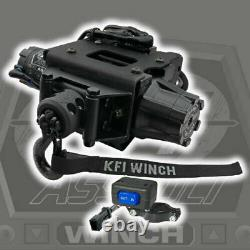 Kfi 3500 Plug-n-play Winch Polaris Sportsman 570 1000 850 2015-2021