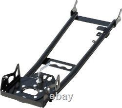 Kfi 50 Poly Flex Blade Vtt Snow Plow Kit Pour 2014-2021 Polaris Sportsman 570