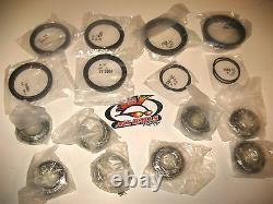 Nouveau Polaris Strut Hub Bearing Seal Kit Sportsman Magnum 500 4x4 1994-2009 4x4