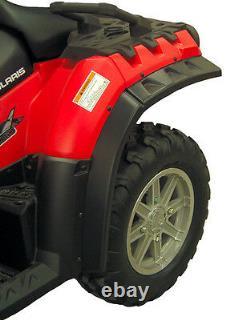 Nouveau Sportif Polaris 1000 850 550 Touring Atv Over Fenders Flares Mud Guards