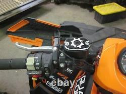 Polaris Sportsman 450 550 570 850 Couvercle D'accélérateur Billet, Couvercle De Frein, Bouchon De Gaz