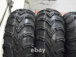 Polaris Sportsman 500 25 Itp Mud Lite Atv Tire Itp Black Atv Wheel Kit Pold