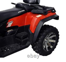 Polaris Sportsman 500 Touring 2011 2013 Atv Over Fenders Flares Mud Guards