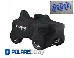 Polaris Sportsman 570 1000 800 550 500 Couverture Trailerable Noir 2877999 Nouvel Équipementier