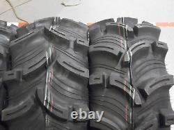 Polaris Sportsman 570 25 Executioner Atv Tire- Itp Noir Atv Roue Kit Pold