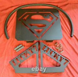 Polaris Sportsman 700 05-08 / 800 05-14 Kit De Relocalisation Du Radiateur Super
