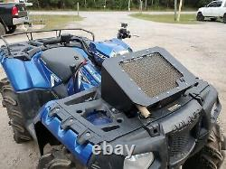 Polaris Sportsman Profil Bas 550 850 1000xp Kit De Relocalisation Radiateur 2009 2021