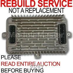 Reconstruire Pour 05 06 07 08 Polaris Sportsman Ranger Pdm Power Distribution Module