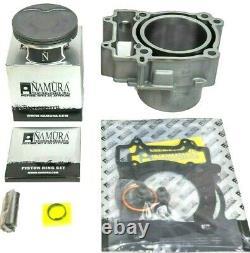 Reman Polaris Sportsman Rzr Ranger 570 Cylindre Jug Namura Piston Top End Kit